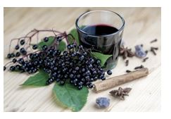 Elderberry Syrup to Boost Immunity